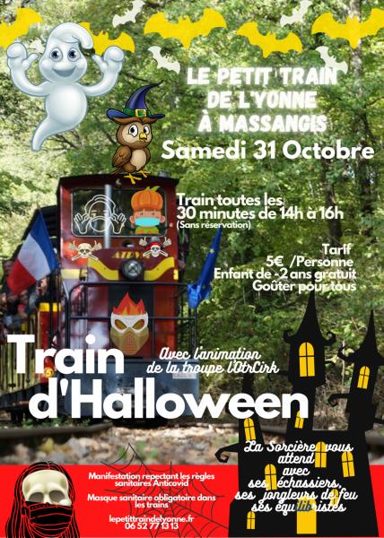 Affiche halloween v2