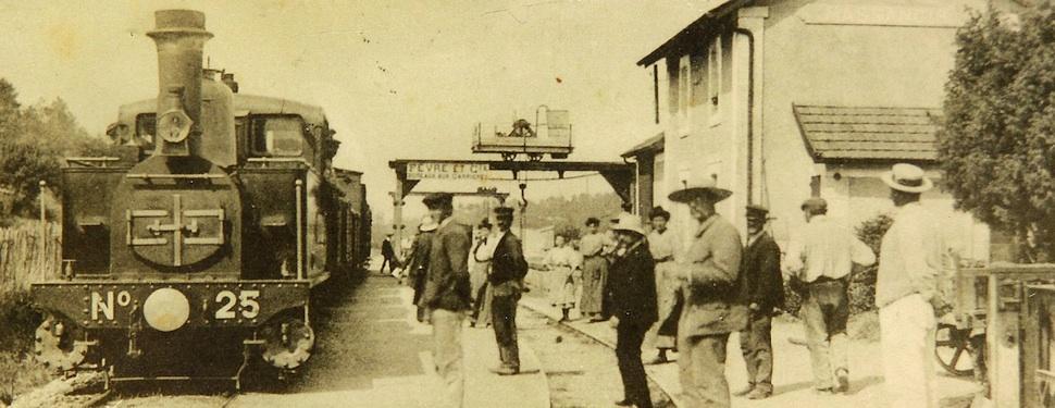 Ancienne gare Massangis 1