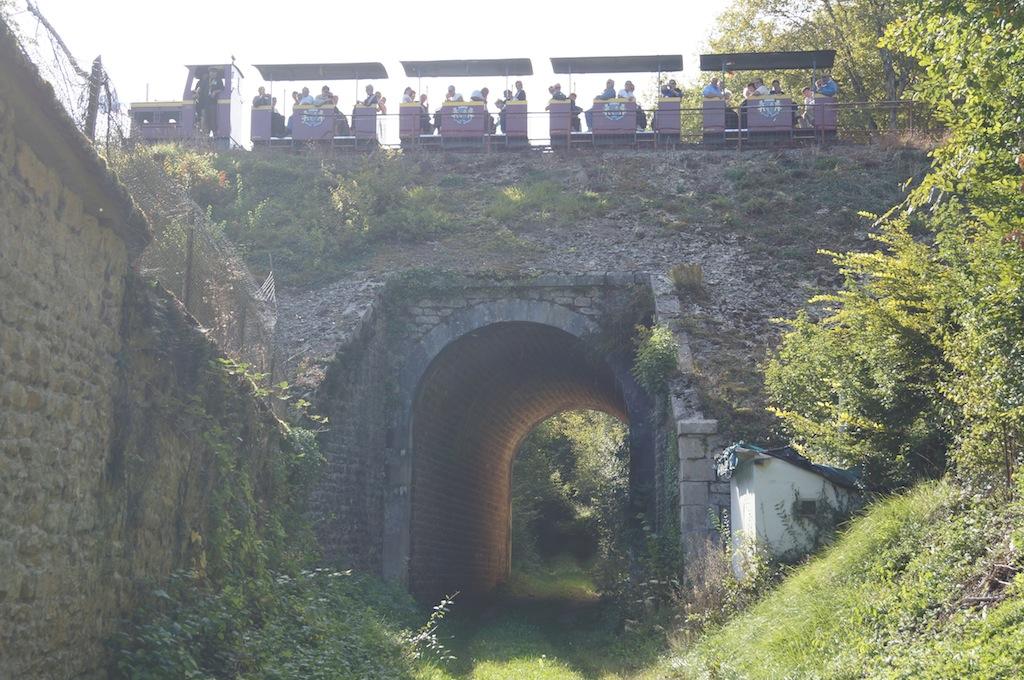the passage of the bridge of Champréau
